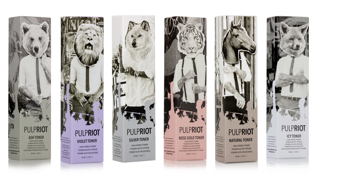Pulp Riot Hair: Pulp Riot Hair